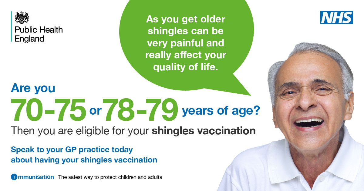 Image result for nhs shingles vaccines